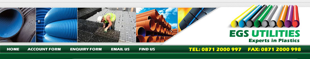 EGS Utilities -  Drainage and gas pipes